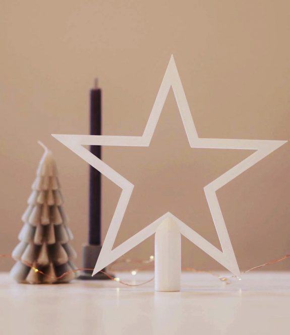 kerstboompiek
